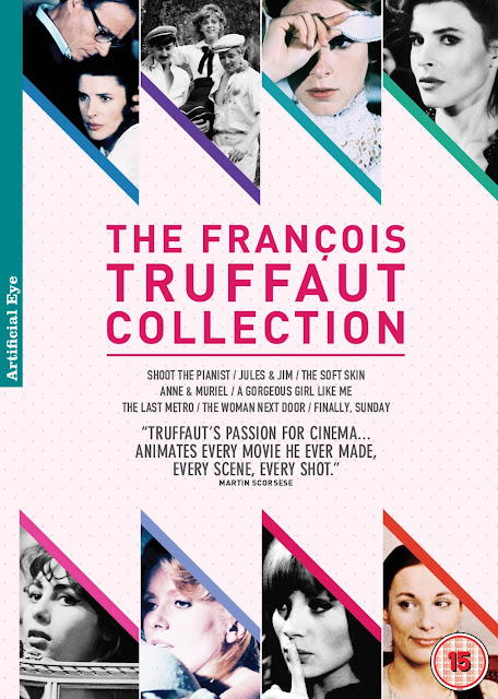 The Francois Truffaut Collection