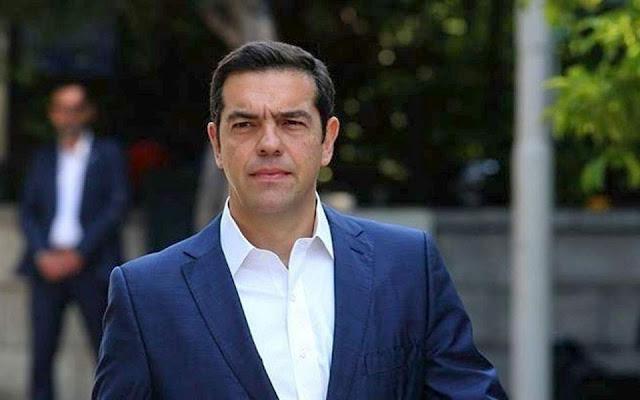 Στη Λάρισα στις 8 Φεβρουαρίου ο Αλέξης Τσίπρας