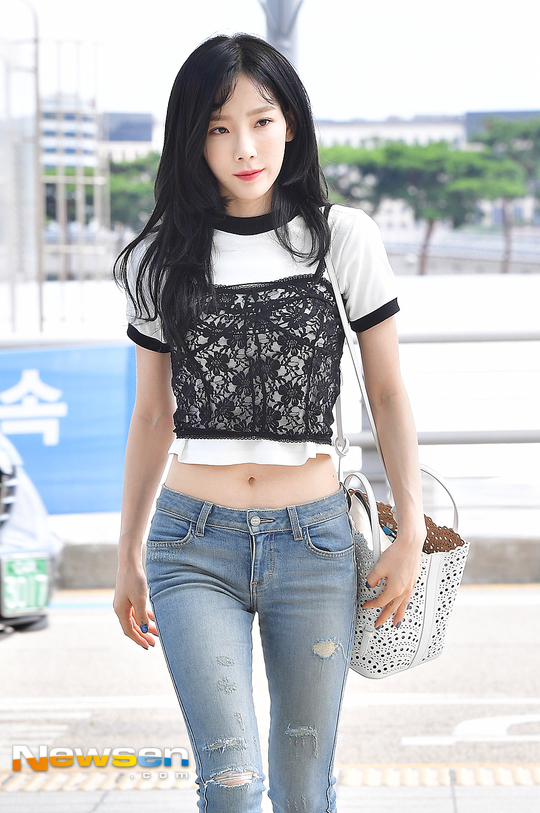 snsd taeyeon is off to indonesia wonderful generation