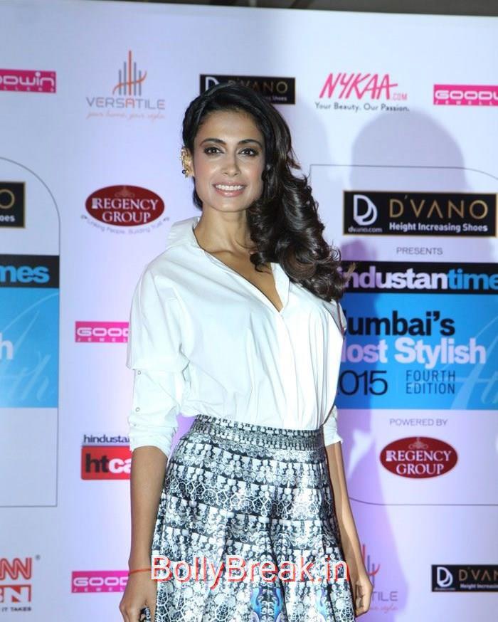 Sarah Jane Dias, Mumbai's Most Stylish Awards 2015 Full Photo Gallery
