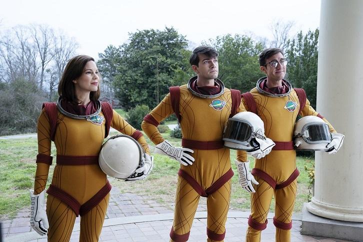Doom Patrol Episode 2 06 Space Patrol Promo Promotional