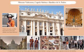 Guia de Turismo Museus Vaticanos