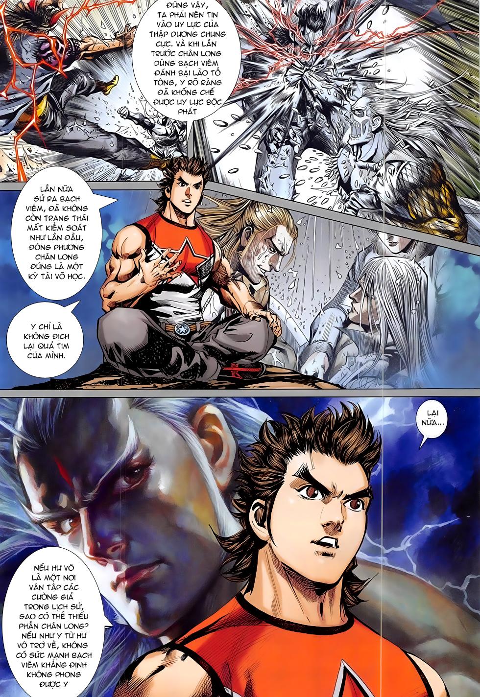 Đông Phương Chân Long chap 64 - Trang 4