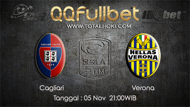 PREDIKSIBOLA - PREDIKSI TARUHAN BOLA CAGLIARI VS VERONA 5 NOVEMBER 2017 (SERIE A)
