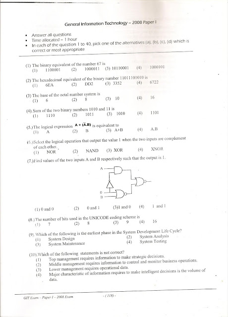 BISE Lahore Icom Part 1 Past Paper Principles of Accounting