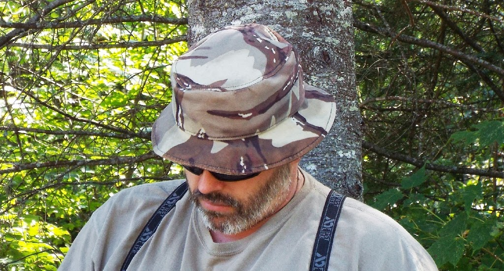 eb740928 American Grouch: BisonGear Boonie Hat (A Bowhunter's Instant Classic)