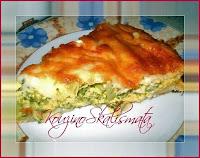 Κις λορέν (quiche lorraine) με μπρόκολο - by https://syntages-faghtwn.blogspot.gr