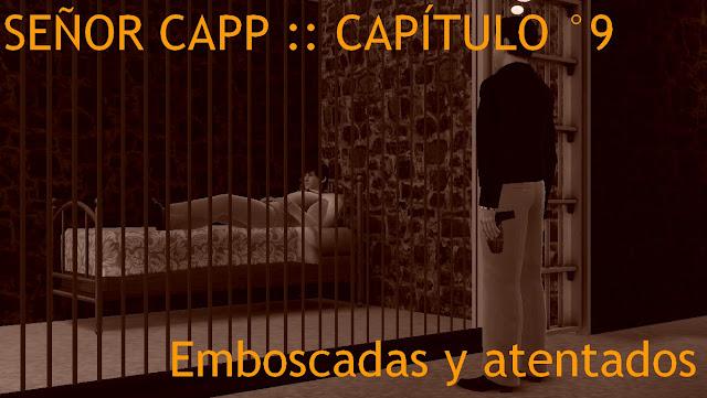 SEÑOR CAPULLETO :: El comienzo de un imperio - CAPÍTULO °9 SC-portadacap009