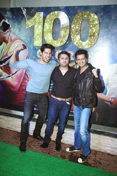 Ek Villain Movie Success Party