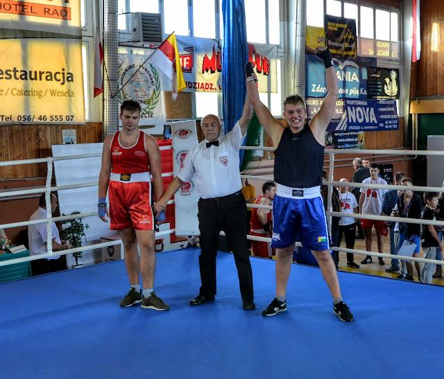 boks,Mistrzostwa,AIBA,PZB,Młodzik,waga ciężka,Zielona Góra,Igor Wachowiak, Bogumił Połoński