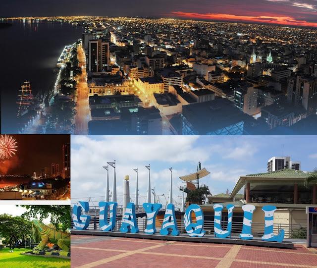 Programa completo Fiestas de Guayaquil 2016