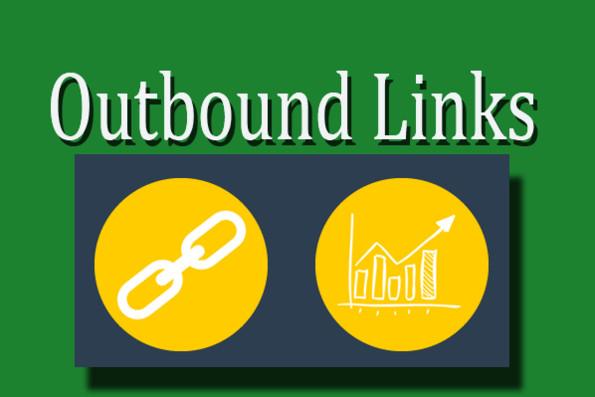 Cara mengetahui Outbound Link