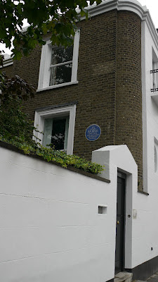 James M Barrie's London Residence, London, UK
