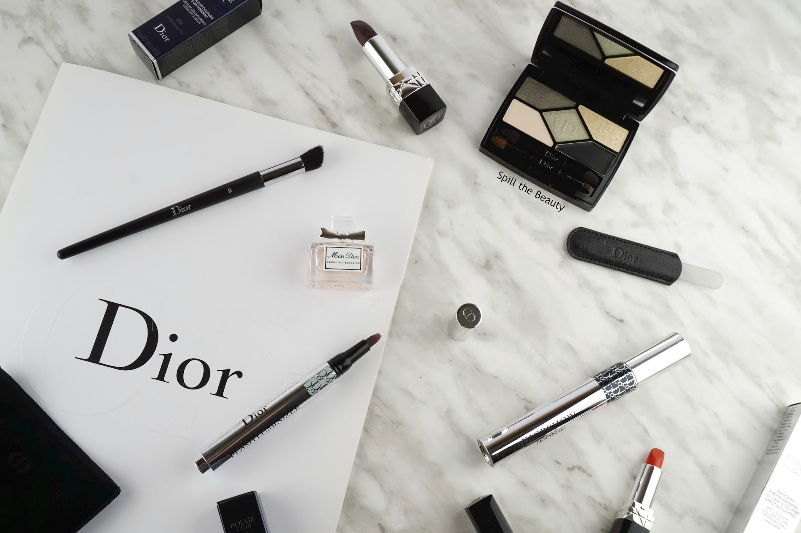 Celebrity Makeup Artist Ricky Wilson's Top Dior Picks