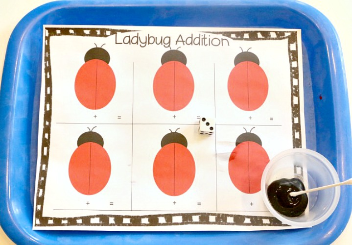 addition games printable