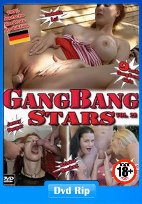[18+] Gang Bang Stars 28 GERMAN 2018 XXX DVDRip x264
