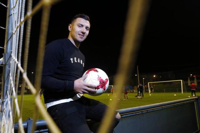 Dragan Gyorgiev ist die Attraktion im FC Rotkreuz