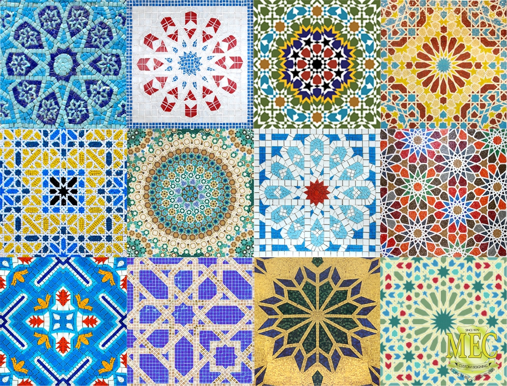 Moroccan Tile Display Then Adding Mec S High Quality Handcrafted Products To Your Interior Or Exterior Can Be The Perfect Embellishment