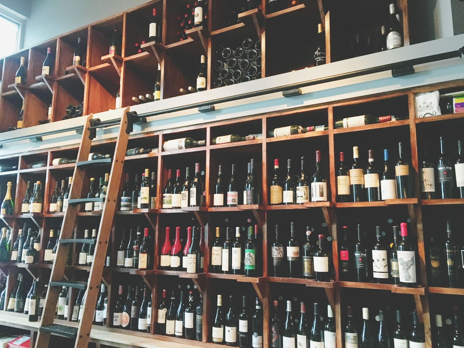 Wine & Company - a wine bar in Charleston, South Carolina