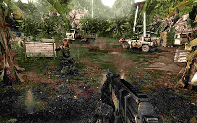 Crysis Warhead PC Game Setup