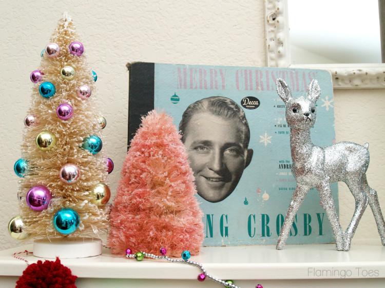 Judy Polan HOLIDAYS We Wish You A Retro Christmas