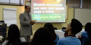 "TRE-PB/EJE-PB - Campanha ""Voto Vendido, Povo Vencido"""