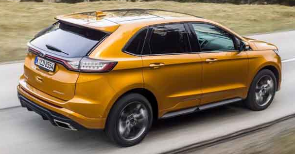 2017 Ford Edge Performance