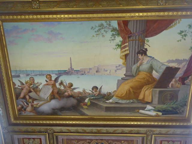 rappresentazione della Liguria a palazzo francesco balbi piovera