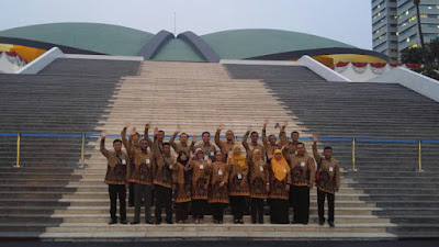 Kelompok Hutan Kemasyarakatan (HKm) Sidodadi KPH Batutegi Raih Juara Pertama