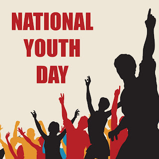National Youth Day : 12 January