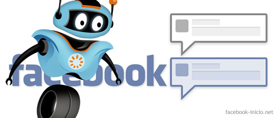 Chatbot en Messenger de Facebook