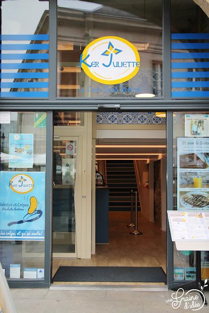 Ker Juliette Fast Good Breton Restaurant Crêperie Nantes