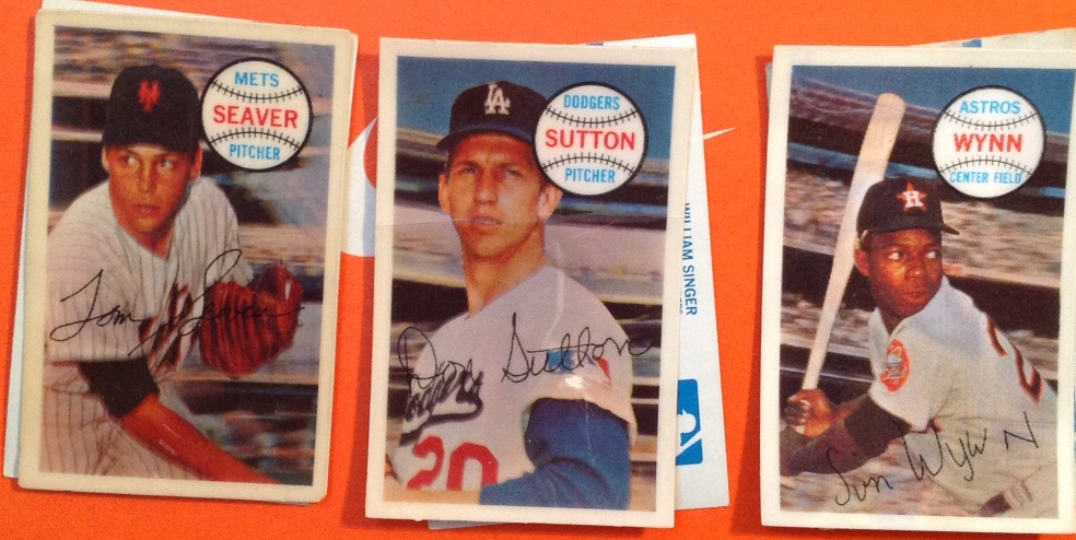 Run Fore Kelloggs Baseball Cards 1970 Kelloggs Baseball Card