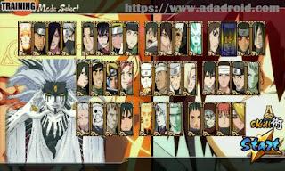 Naruto Senki Ninja Strom Trilogi by Rifky Apin Apk
