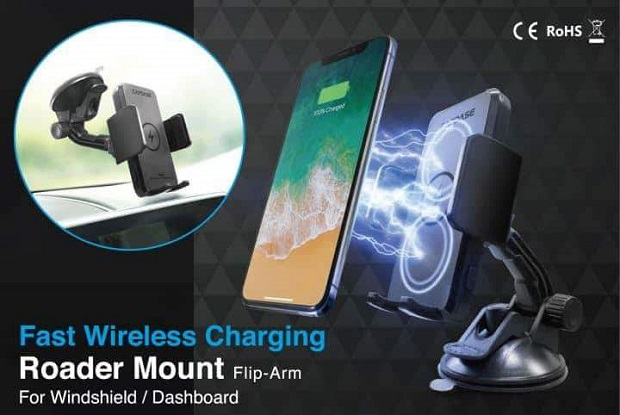 Capdase Roader Fast Wireless Charging Car Mounts
