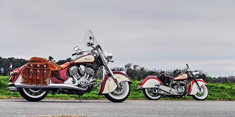 Motor Indian Hadir untuk Beri Pilihan, Bukan Saingi Harley-Davidson