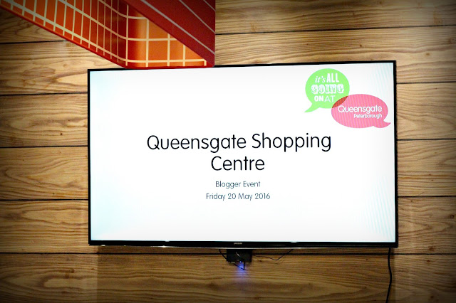 #qblogger queensgate shopping centre