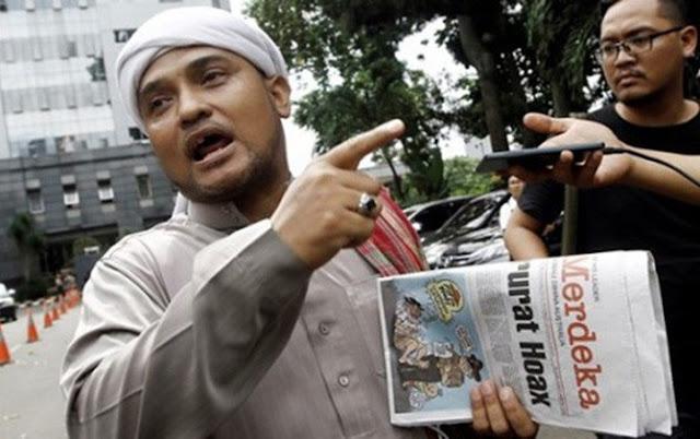 FPI Sebut Provokasi Pihak Ini Penyebab Penganiayaan Pada KH Umar Basri