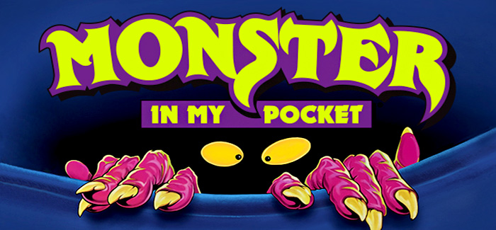 Figurras Monster in my Pocket 1990