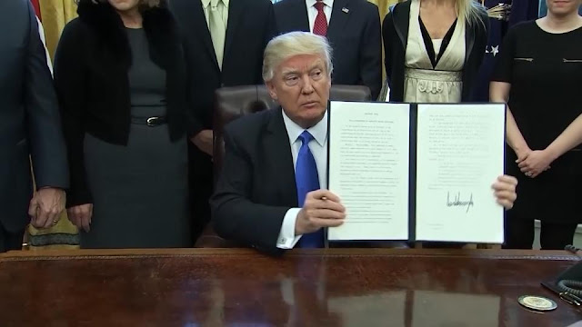 US Supreme Court Finally Cancels Hearing On Donald Trump's Travel Ban