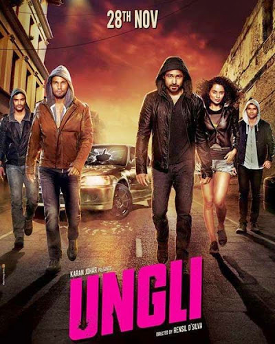 Ungli (2014) Movie Poster No. 3