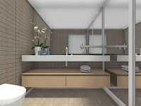 Tips To Make A Small Bathroom Look More Spacious