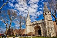 Topkapi Sarayi/Topkapi Palace, Turki