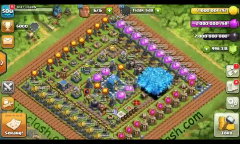 download clash of clans mod 2018