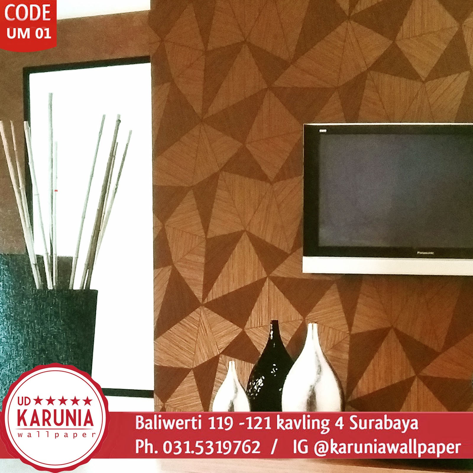 jual wallpaper 3d surabaaya
