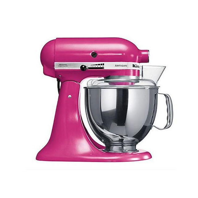 KitchenAid KSM150CB Stand Mixer (Cranberry)- MADE IN USA