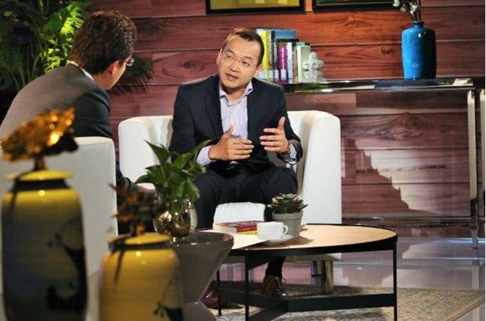 Doanh nhân Bùi Xuân Phong: Khởi nghiệp nên bắt đầu từ... làm thuê