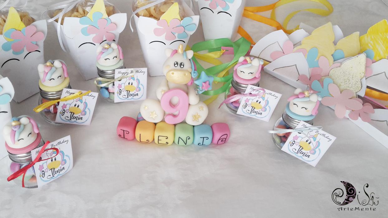 Matrimonio Tema Unicorno : Conf tovaglioli in carta tema unicorno castello per compleanno
