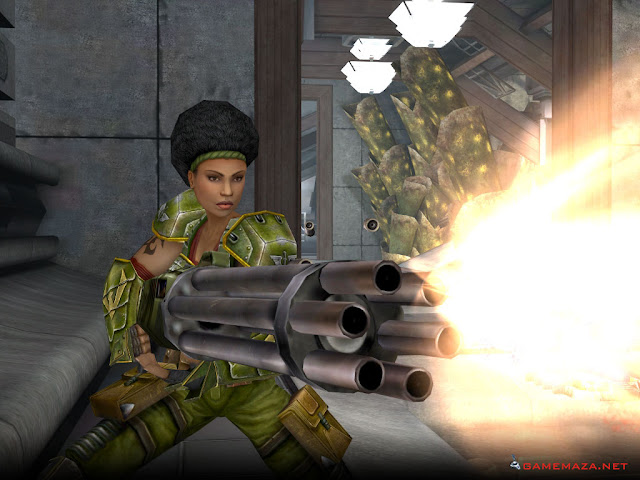 Unreal Tournament 2004 Gameplay Screenshot 4