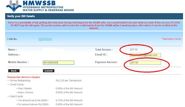 HMWSSB Bill Payment-5